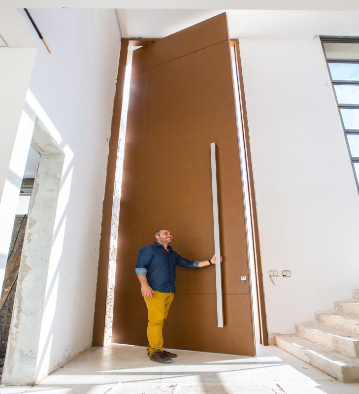 Comprar porta grande