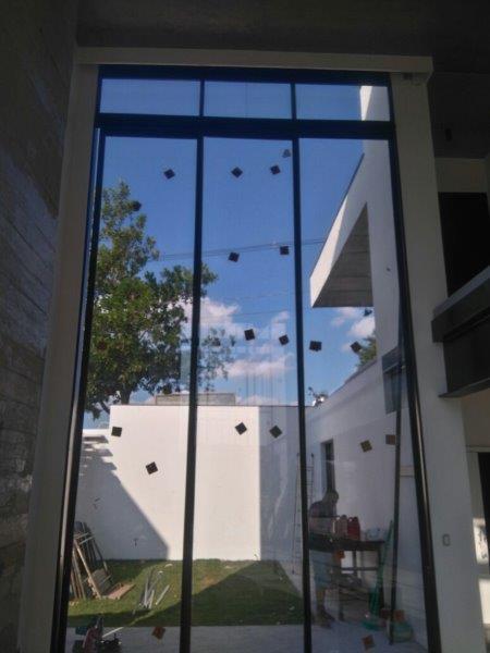 Esquadrias de alumínio alto padrão