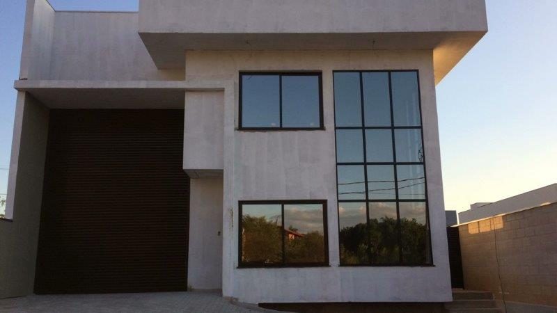 Esquadrias de alumínio para construtoras
