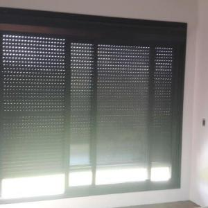 Portas e janelas integradas